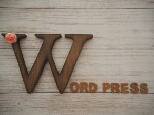 WordPress初心者
